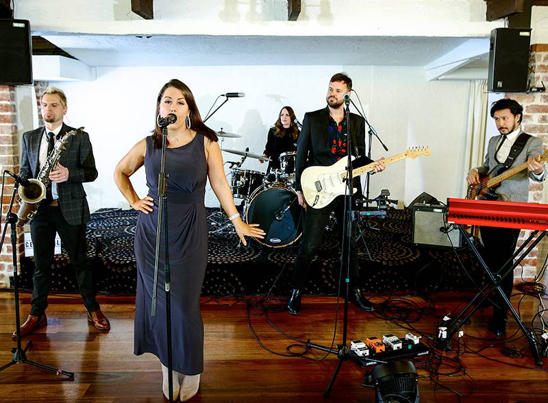 Wedding Band Melbourne - Celestial Band