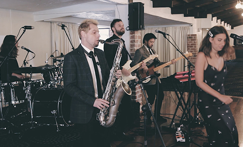 Celestial Band - 5 Piece Band for Weddings and Corporate Events Melbourne