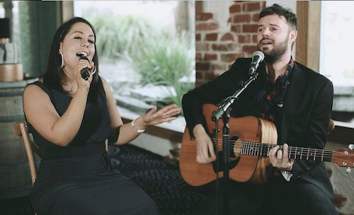 Celestial Band - Acoustic Duo for Corporate Events Melbourne
