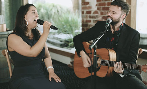 Celestial Band - Acoustic Duo for Events Melbourne