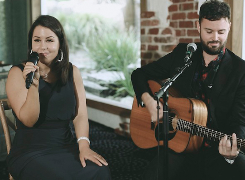 Celestial Band - Acoustic Duo for Weddings and Events