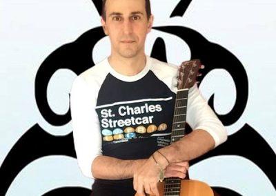 Dan M ~ Lead Singer & Guitarist Melbourne