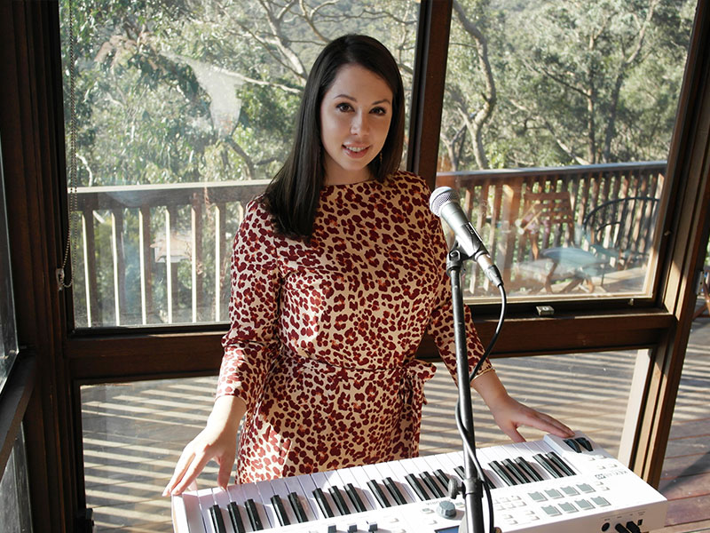 Ms Lexi and Celestial Band - Soloists for Weddings, Functions and Events - Ms Lexi