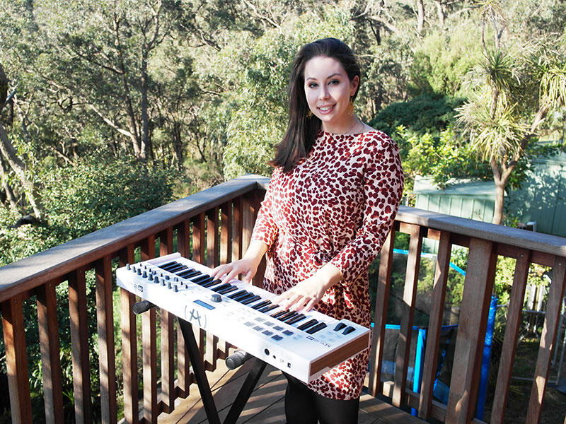 Ms Lexi and Celestial Band - Soloists for Weddings - Ms Lexi