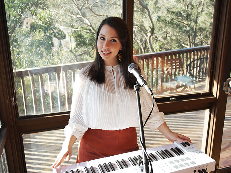 Ms Lexi and Celestial Band - Soloists for Weddings and Events - Ms Lexi
