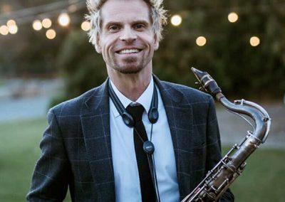 Pete ~ Saxophonist Melbourne