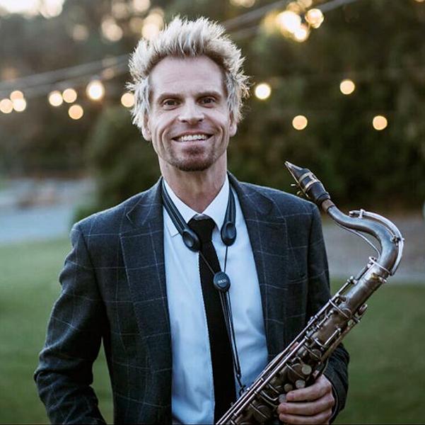 Celestial Band - Pete - Saxophonist Melbourne