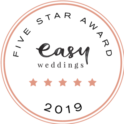 Celestial Band - Easy Weddings 5 star 2019