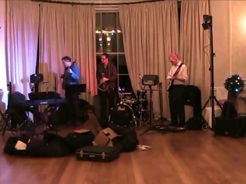 Ms Lexi and Celestial Band Melbourne - Melbournes Best Corporation Function Band - Function Band Setup