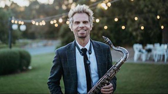 Wedding Band and Saxophone