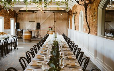 Function Band Yarra Valley- BEST EVENT VENUES!