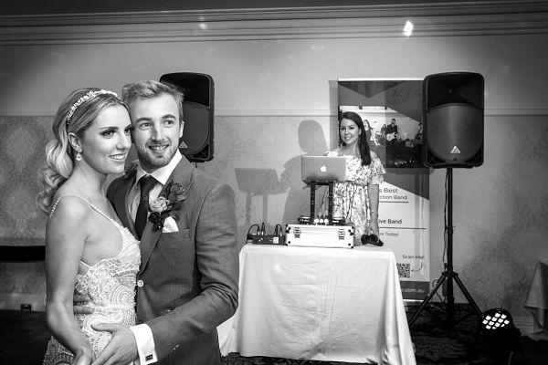Wedding Party DJ Melbourne